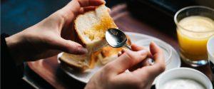 Costumbres que te hacen engordar. 1: Desayuno insuficiente